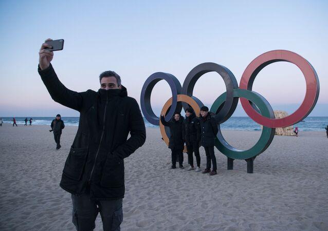 التحضيرات الأخيرة لـ الألعاب الأولمبية الشتوية 2018 - الأولمبياد - كوريا الجنوبية