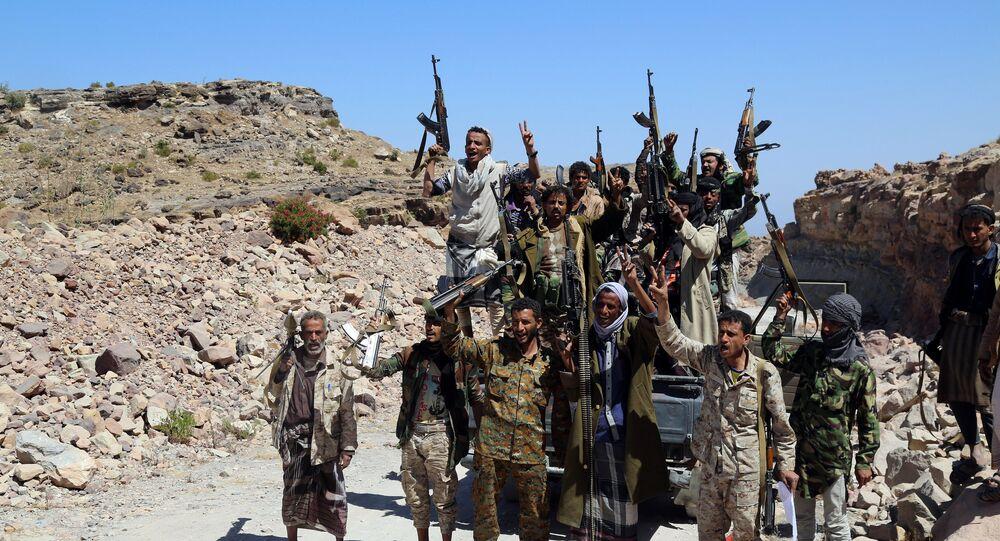 المواجهات في اليمن
