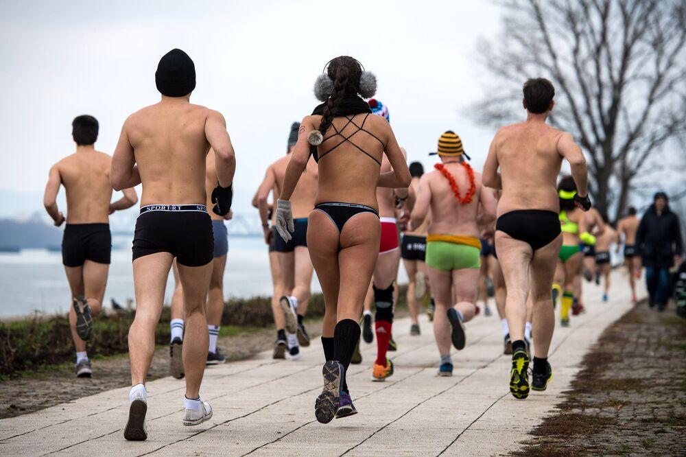 سباق الشورت في بلغراد، صربيا