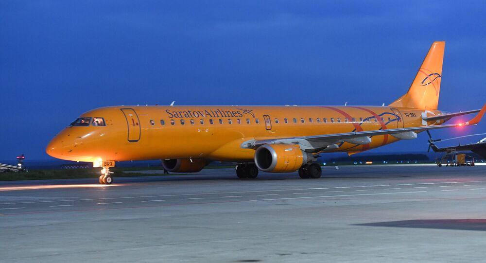 طائرة إن-148 روسية