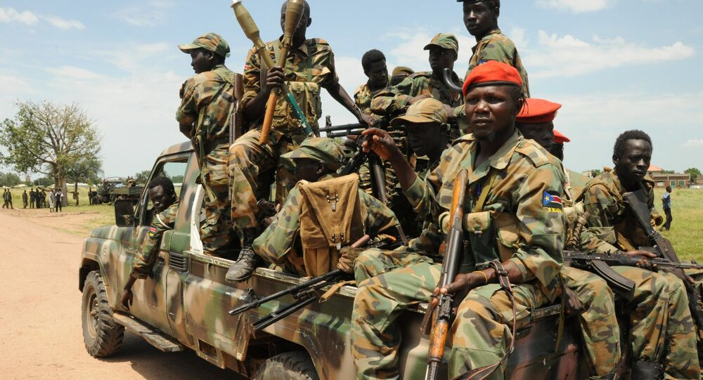 الجيش الشعبي لتحرير السودان
