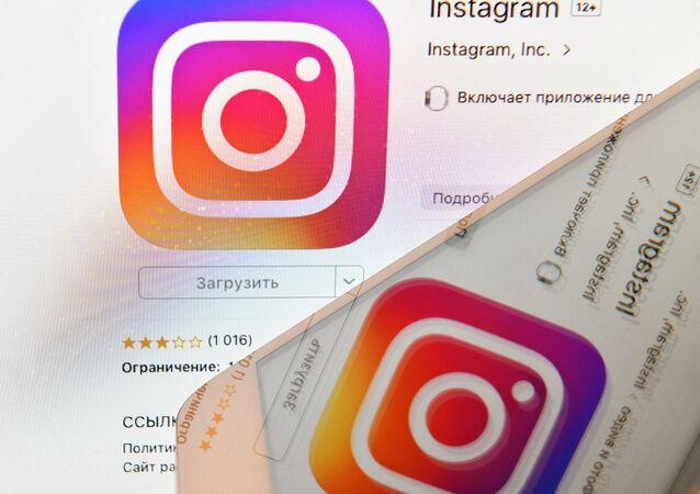 شبكة التواصل الاجتماعي إنستغرام