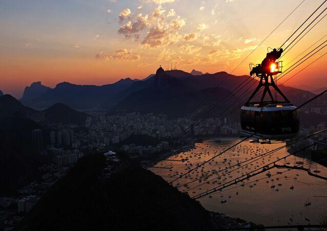 مدينة ريو دي جانيرو، البرازيل