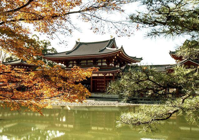 مدينة كيوتو، اليابان