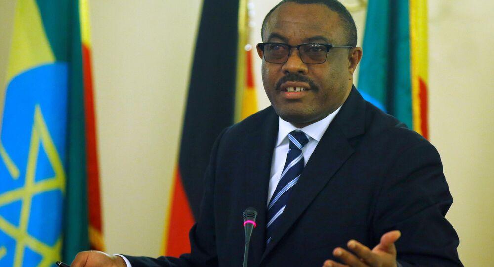 رئيس وزراء إثيوبيا، هايله مريم ديساليغنه