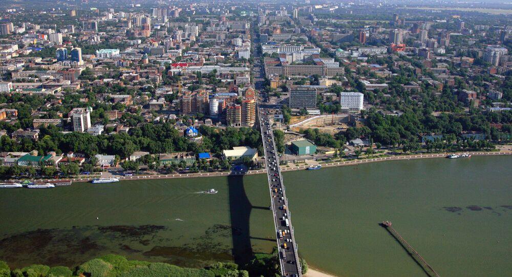 دليل السائح في مدينة روستوف نا دونو