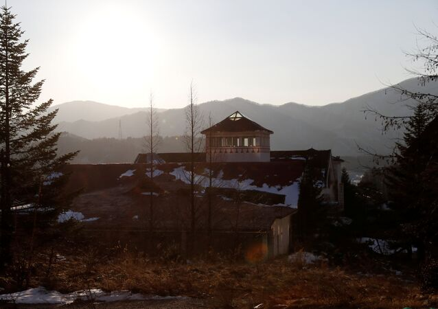 المنطقة المنزوعة السلاح بين الكوريتين