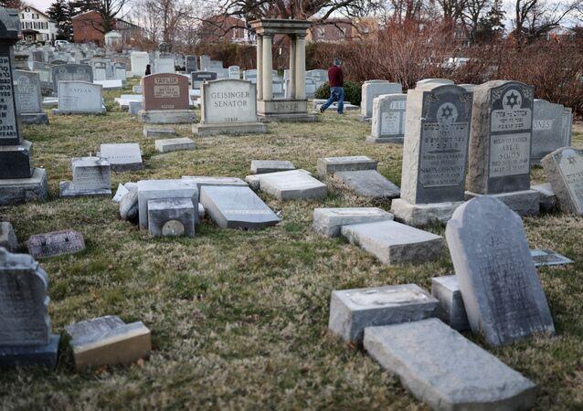 مقبرة صورة أرشيفية