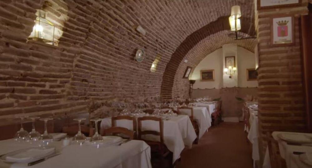 أقدم مطعم في العالم