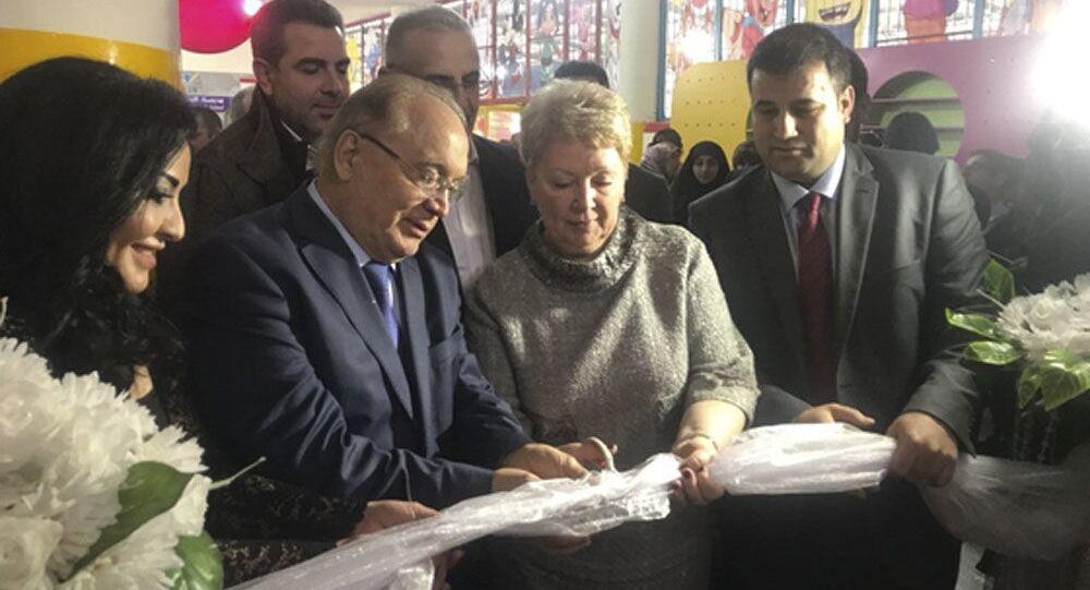 وزيرة التربية الروسية أولغا فاسيليفا