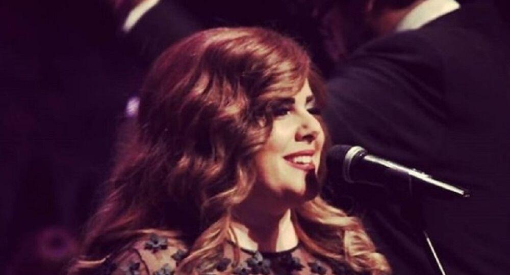 المغنية السورية ليندا بيطار