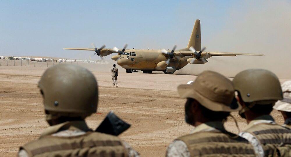 قوات التحالف العربي في اليمن