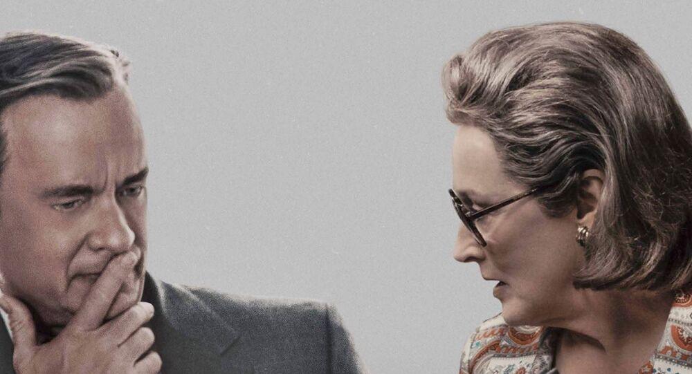 الملصق الدعائي للفيلم الأمريكي ذا بوست