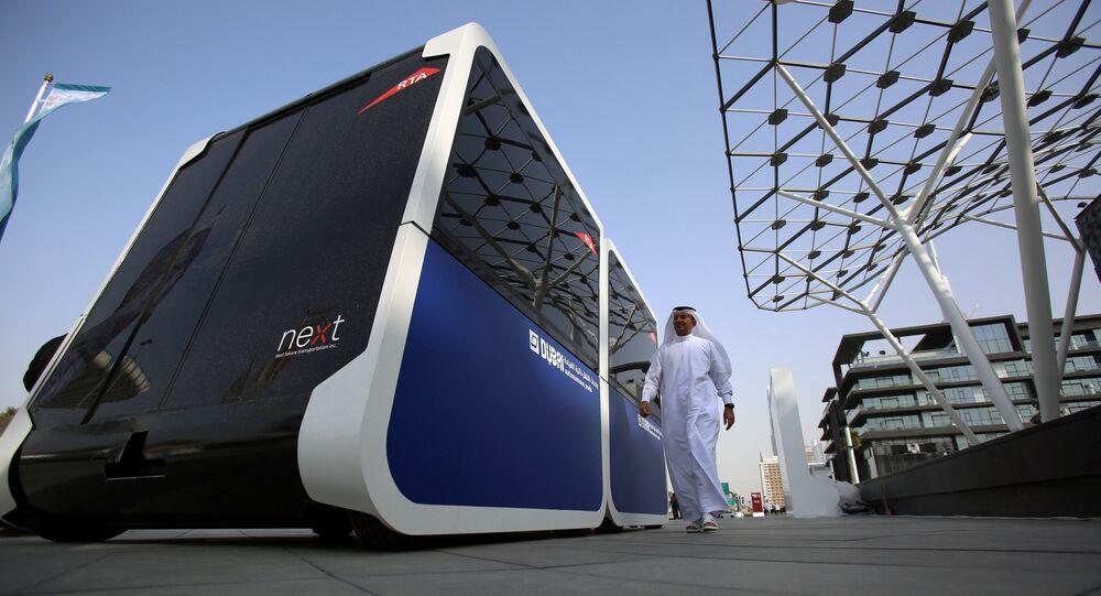 الإمارات تختبر وحدة قيادة ذاتية الحركة