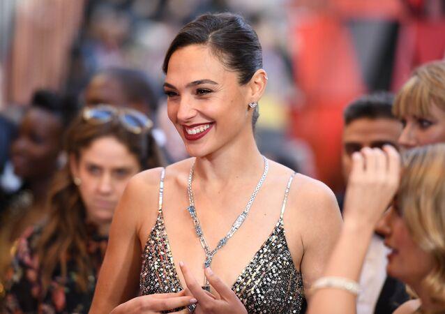 الحفل الـ 90 لتوزيع جوائز أوسكار في كاليفورنيا 4 مارس/ أذار 2018 - الممثل الإسرائيلية غال غادوت