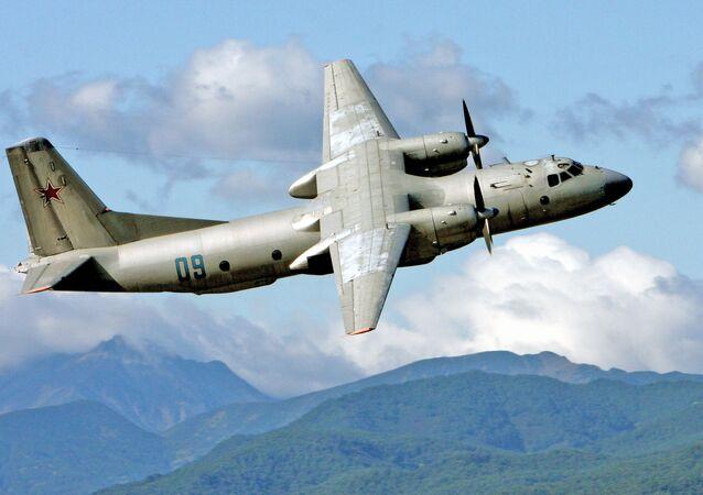 طائرة انطونوف 26