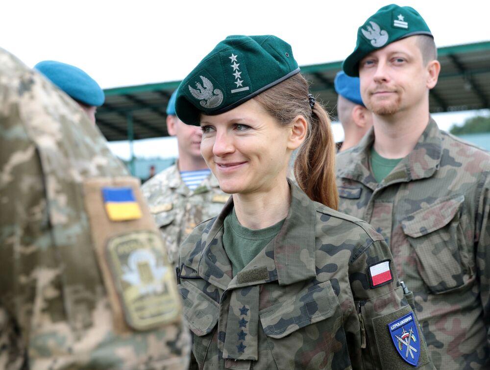 القوات العسكرية البولندية، 2017