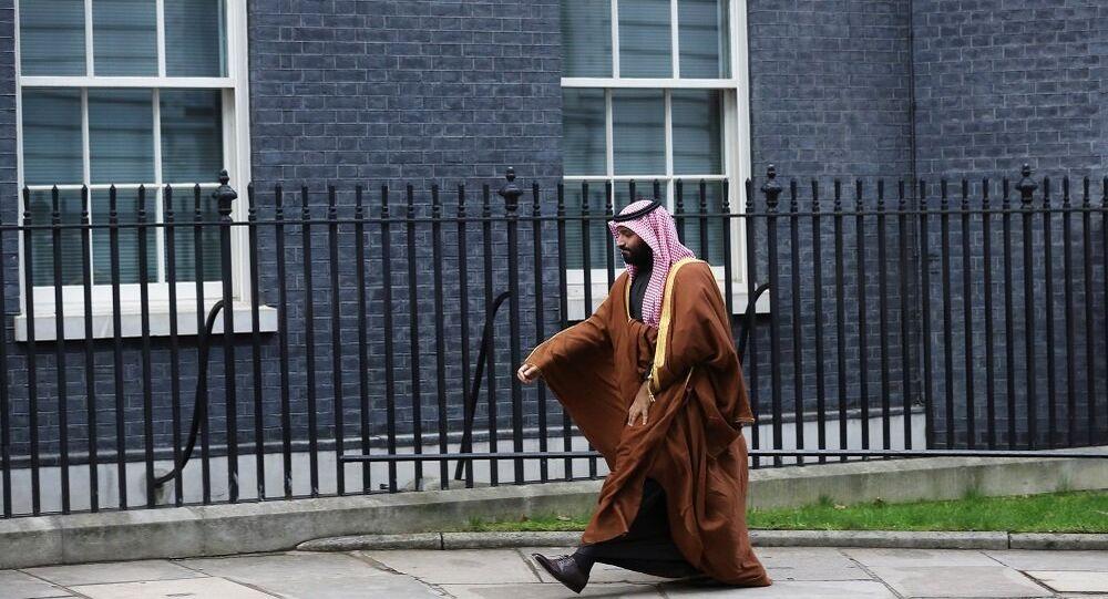 زيارة محمد بن سلمان إلى بريطانيا