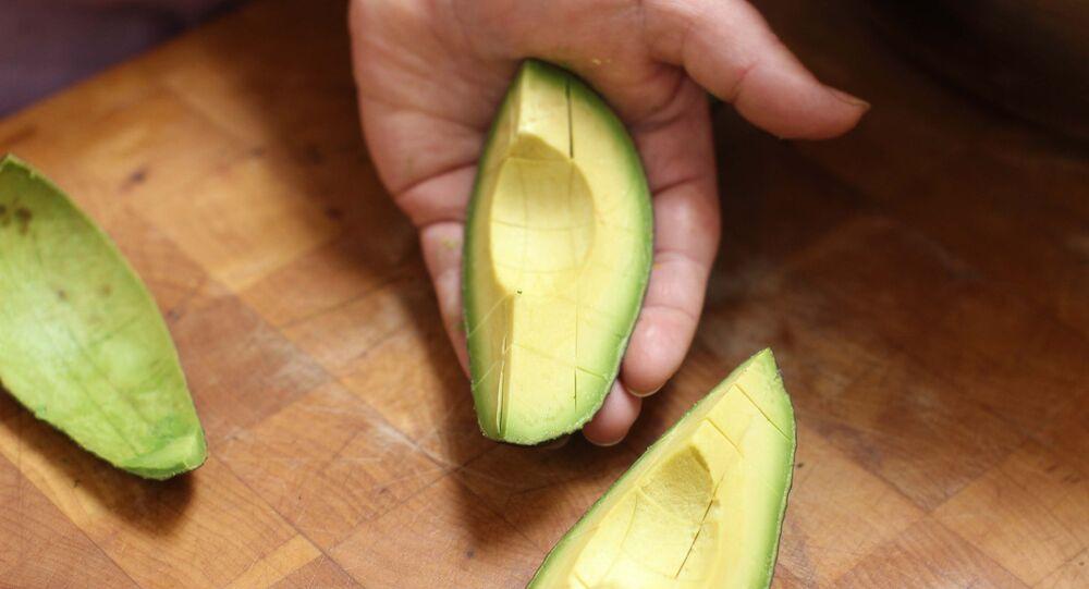 فاكهة الأفوكادو