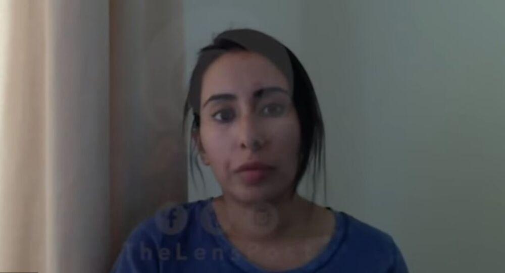 ابنة حاكم دبي لطيفة