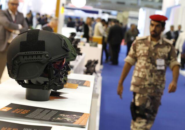 معرض الدفاع البحري في  الدوحة، قطر (DIMDEX 2018) 12 مارس/ آذار 2018