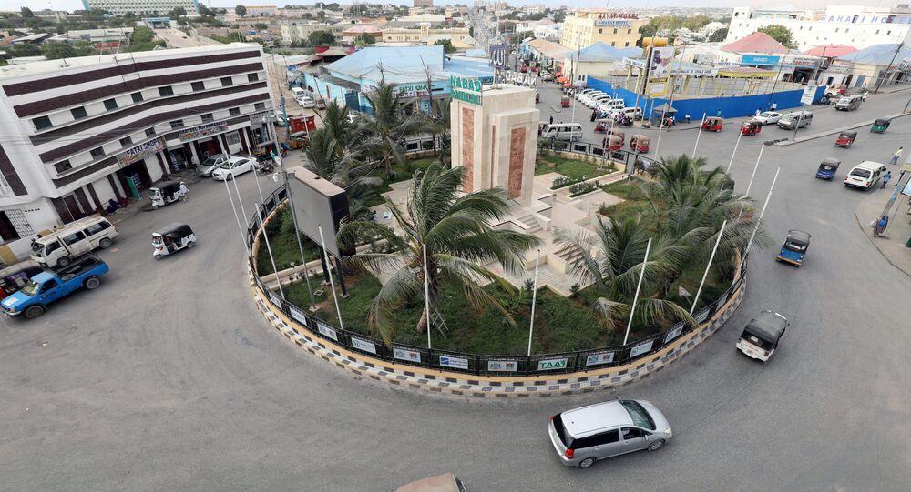 عاصمة الصومال مقديشيو