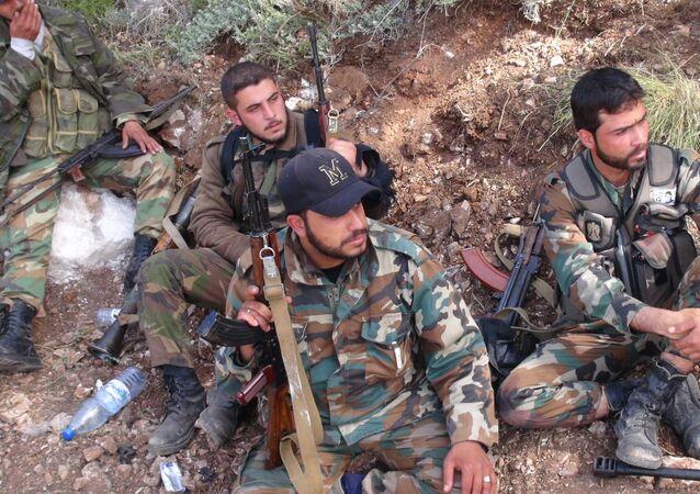 جغرافيا الغوطة الشرقية التي اخترقها الجيش السوري