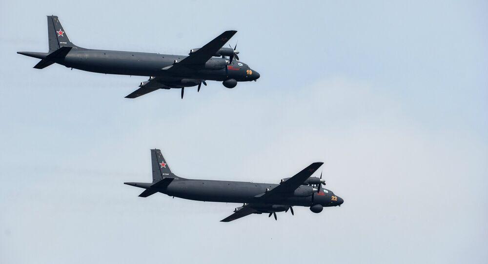 طائرة إيل-38