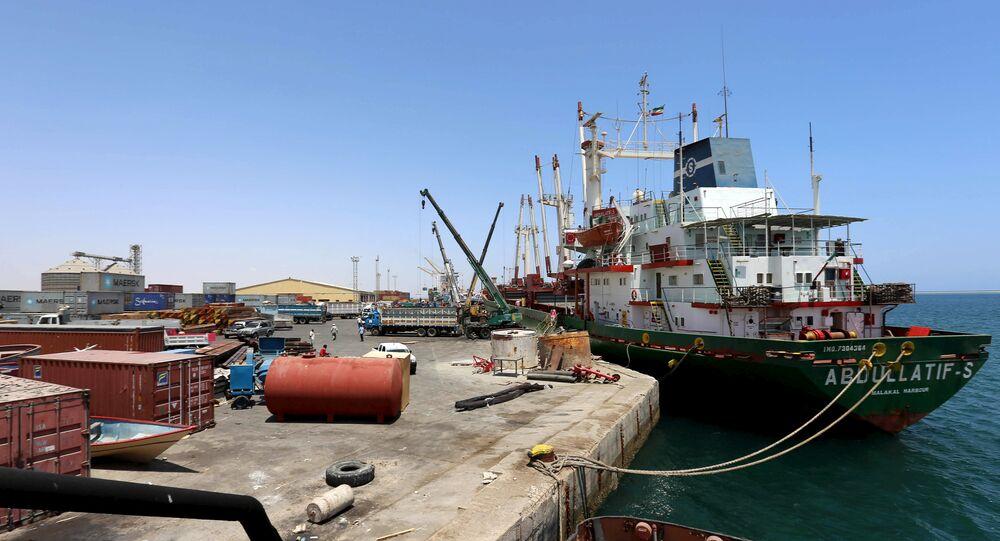 ميناء بربرة في صوماليلاند