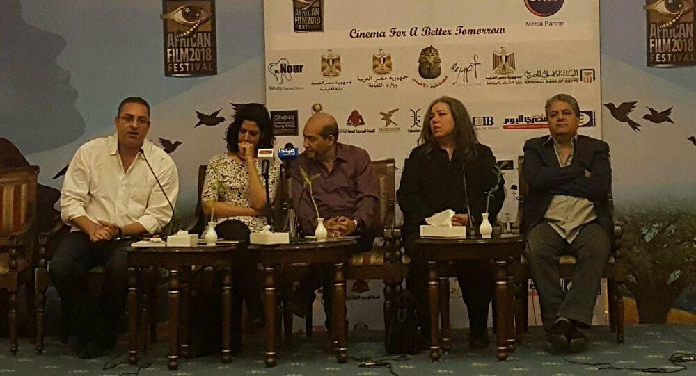 تكريم الراحل سمير فريد في مهرجان الأقصر للسينما الأفريقية