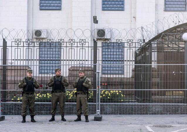 السفارة الروسية في أوكرانيا