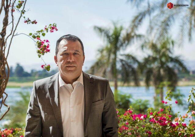 محافظ الأقصر محمد بدر