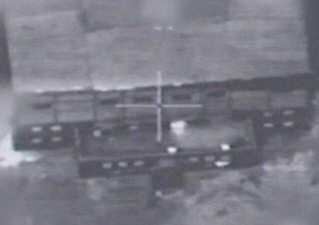 الضربة الإسرائيلية على المفاعل النووي السوري
