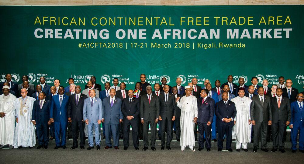 اتفاقية التجارة الحرة الأفريقية