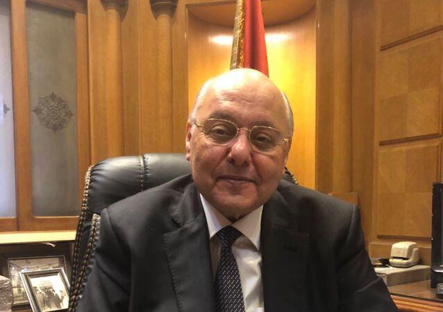 مرشح الانتخابات الرئاسية المصرية لعام 2018 موسى مصطفى موسى