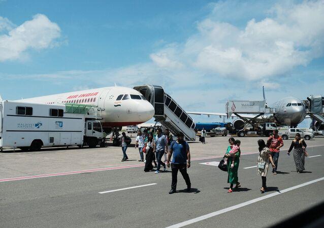 الطيران الهندي