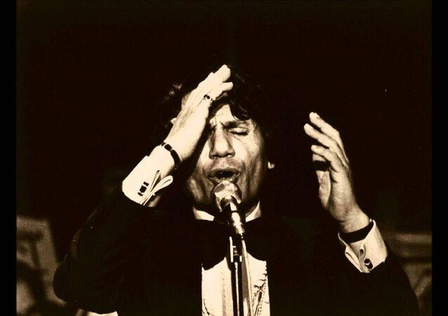المطرب المصري عبد الحليم حافظ