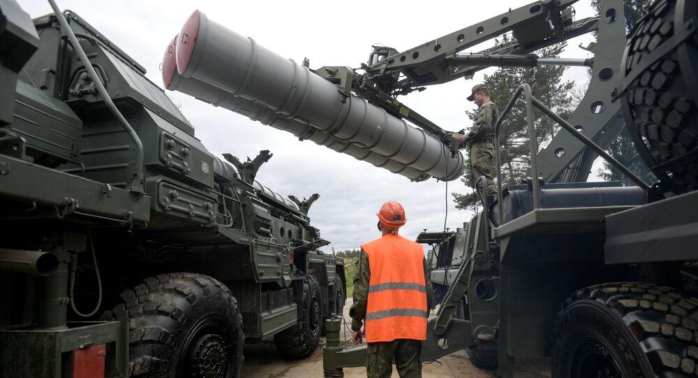 صاروخ روسي