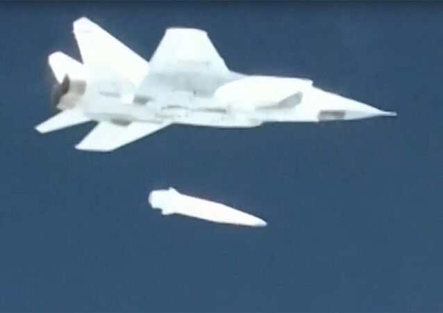إطلاق صاروخ كينجال