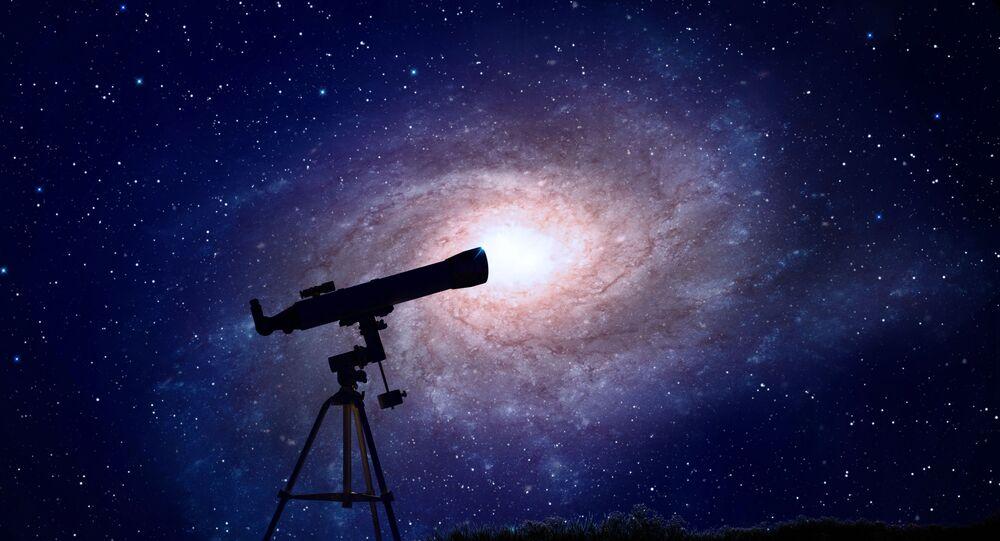 السماء والنجوم