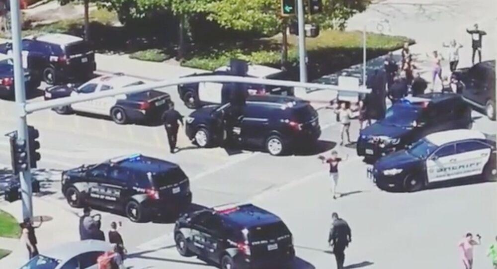 إطلاق نار في مكتب يوتيوب في كاليفورنيا