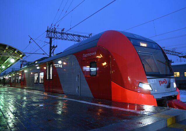 السكك الحديدية الروسية