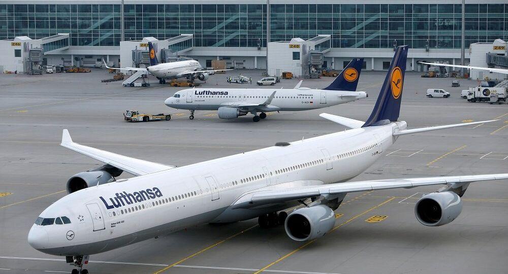 شركة الطيران الألمانية لوفتهانزا