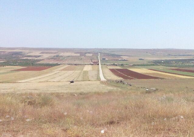 ريف حلب الجنوبي في سوريا