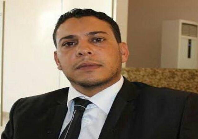 النائب الليبي صالح هاشم إسماعيل عضو المجلس عن دائرة طبرق