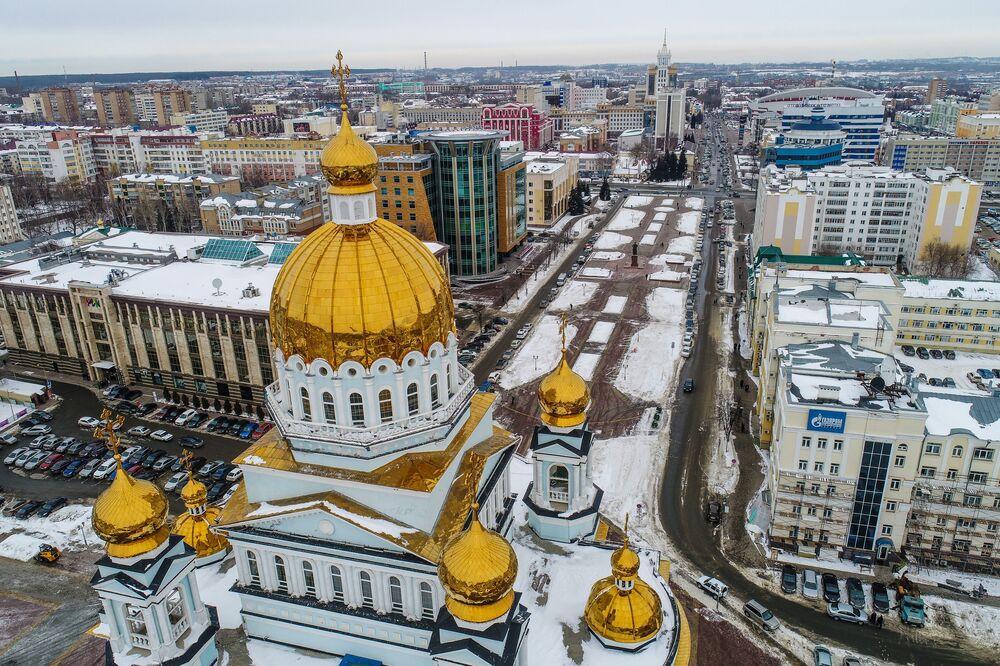 كاتدرائية القديس فيودر أوشاكوف