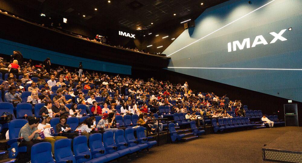 سينما فوكس في مول الإمارات