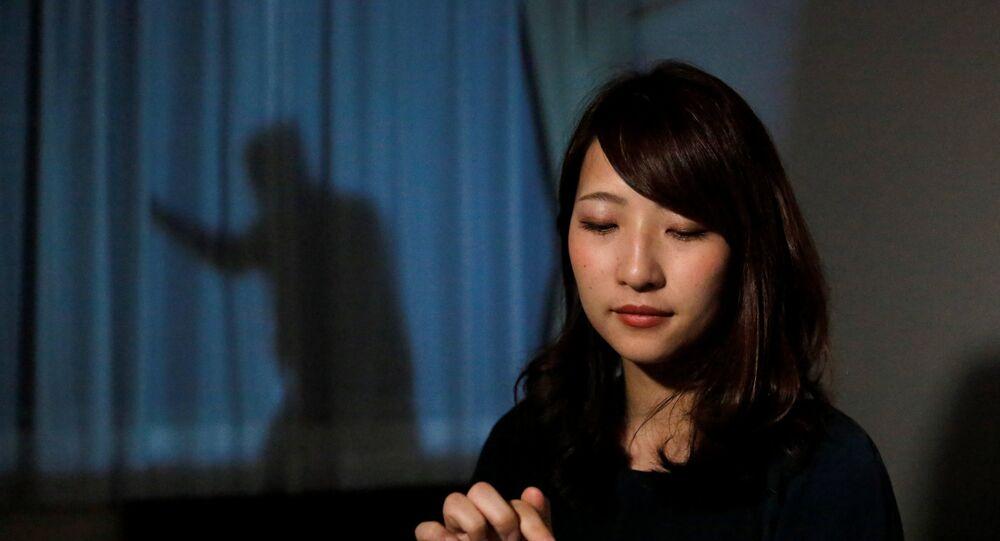 مشروع ظل رجل لحماية منازل النساء في اليابان