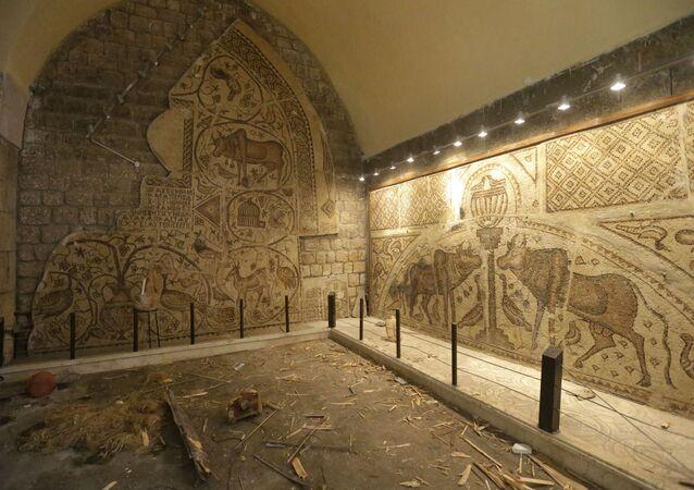 اكتشاف تاريخي مهم في سوريا يتضمن نصوصا إغريقية