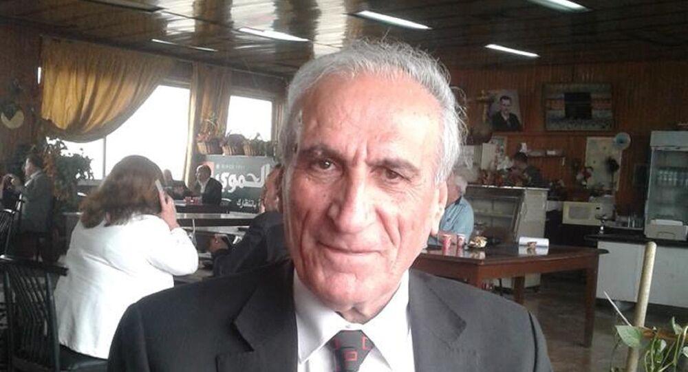 إلياس مراد رئيس لجنة الإعلام والاتصالات والتقانة في مجلس الشعب السوري